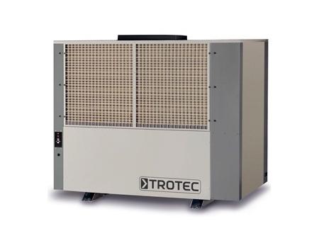 Prezentare produs Dezumidificatoare pentru industrie TROTEC Germany - Poza 3
