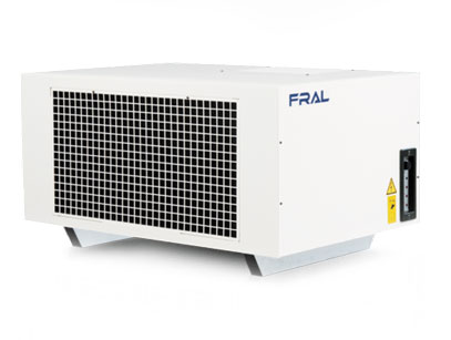 Prezentare produs Dezumidificator industrial - FRAL - FD160 FRAL - Poza 7