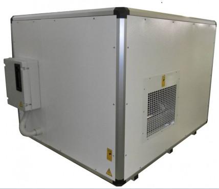 Prezentare produs Dezumidificator industrial - FRAL - FD750 FRAL - Poza 12