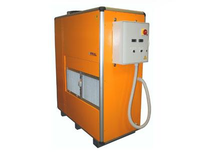 Prezentare produs Dezumidificator industrial - FRAL - FSDV6000 FRAL - Poza 14
