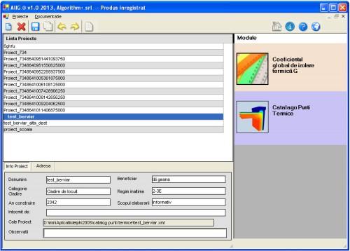 Soft aplicatii pentru arhitectura All G Software - Poza 1