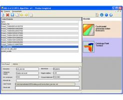 Soft aplicatii pentru arhitectura All G Software v1.0este o aplicatie pentru calculul coeficientului global de izolare termica G/G1 si a rezistentelor termice corectate.
