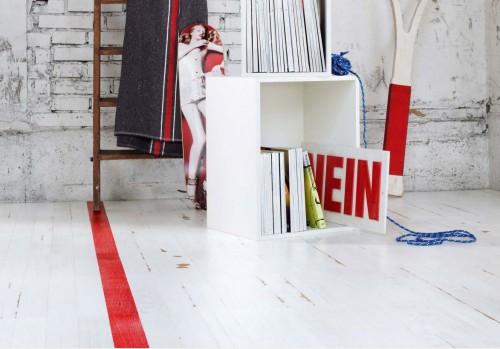 Parchet dublustratificat Vintage Edition, Red&White BAUWERK Parkett - Poza 1