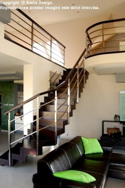Scara din lemn - SD 2 STAIRS DESIGN - Poza 2