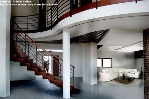 Scara din lemn - SD 4 STAIRS DESIGN - Poza 1