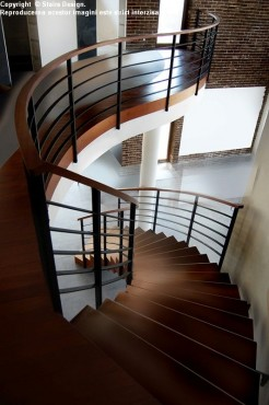 Scara din lemn - SD 4 STAIRS DESIGN - Poza 3