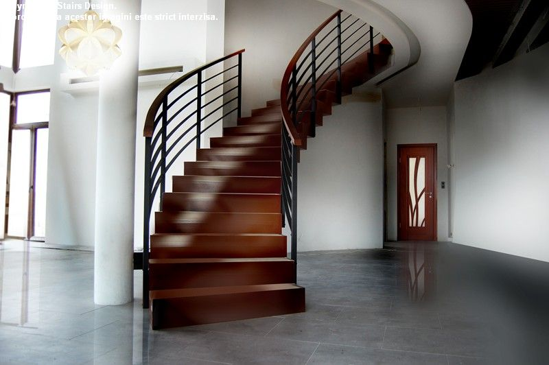 Scara din lemn - SD 4 STAIRS DESIGN - Poza 4