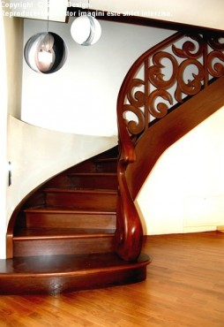 Scara din lemn - SD 6 STAIRS DESIGN - Poza 3