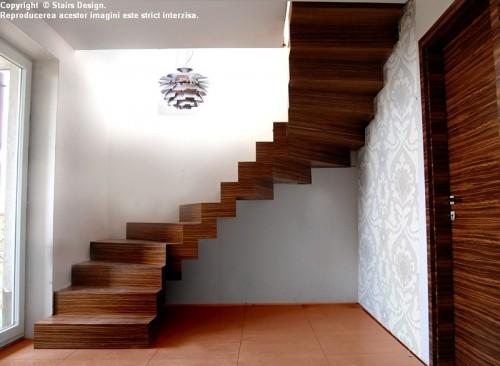Scara din lemn - SD 7 STAIRS DESIGN - Poza 1
