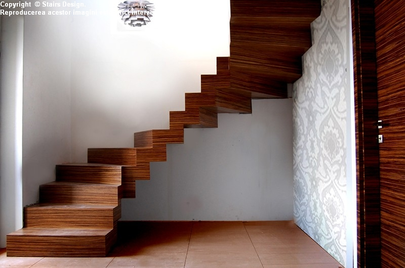 Scara din lemn - SD 7 STAIRS DESIGN - Poza 2