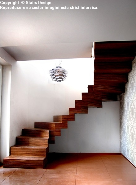 Scara din lemn - SD 7 STAIRS DESIGN - Poza 3