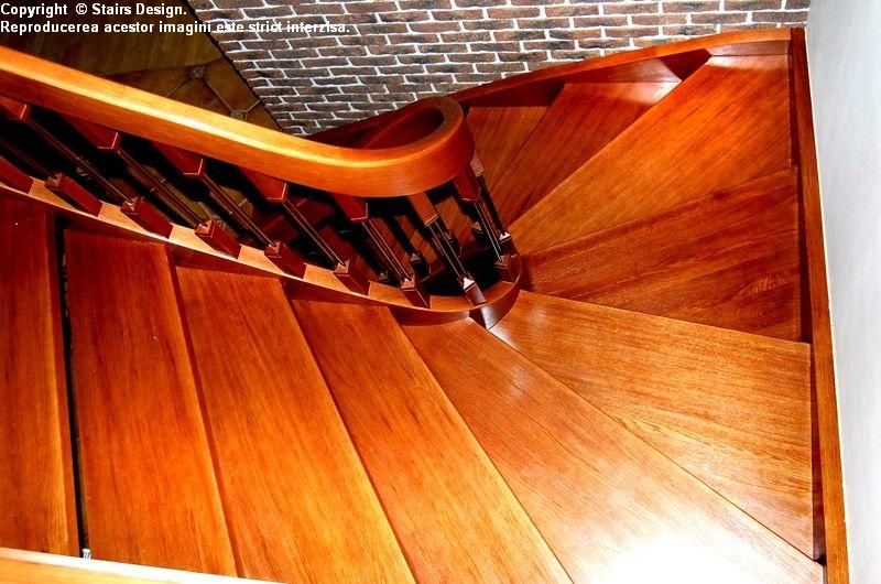 Scara din lemn - SD 10 STAIRS DESIGN - Poza 1