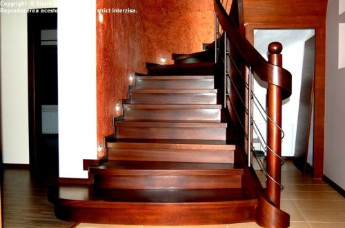 Scara din lemn - SD 12 STAIRS DESIGN - Poza 2