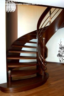 Scara din lemn - SD 13 STAIRS DESIGN - Poza 1