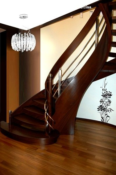 Scara din lemn - SD 13 STAIRS DESIGN - Poza 2