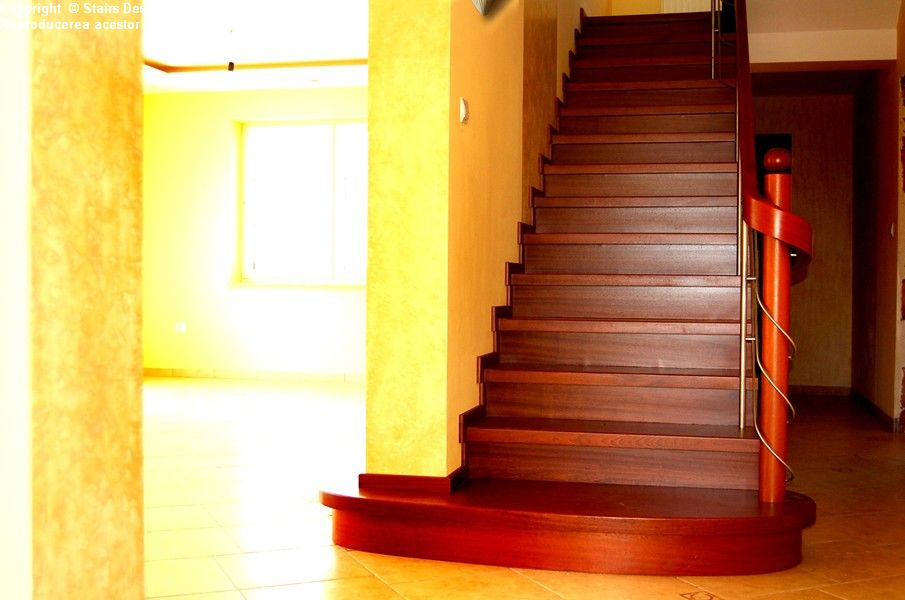 Scara din lemn - SD 14 STAIRS DESIGN - Poza 1