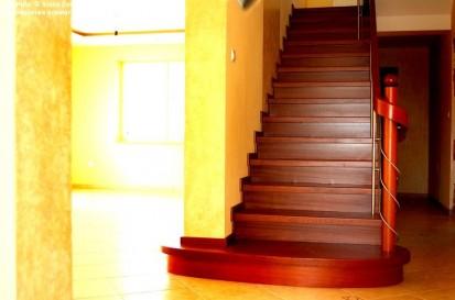 Scara din lemn - SD 14 / Scara din lemn - SD 14a