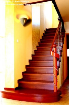 Scara din lemn - SD 14 STAIRS DESIGN - Poza 2