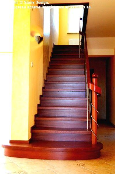 Scara din lemn - SD 14 / Scara din lemn - SD 14c