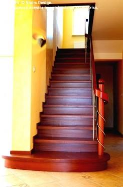 Scara din lemn - SD 14 STAIRS DESIGN - Poza 3