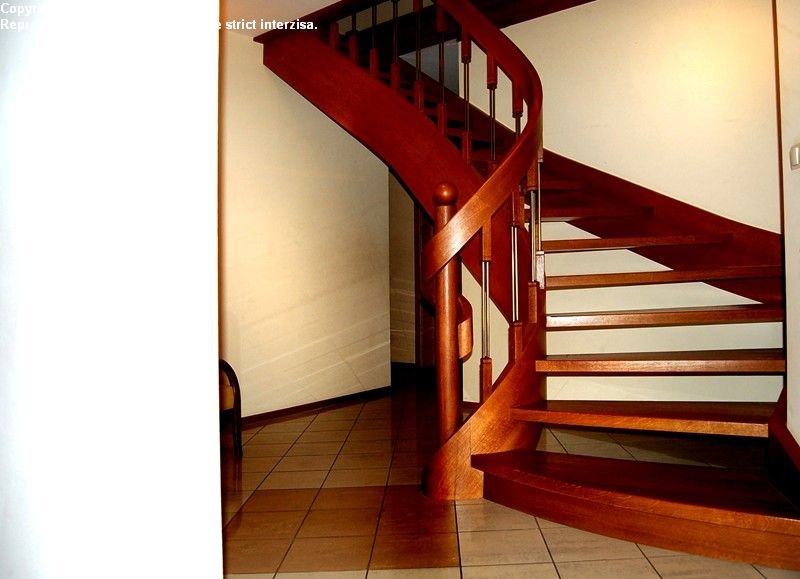 Scara din lemn - SD 16 STAIRS DESIGN - Poza 1