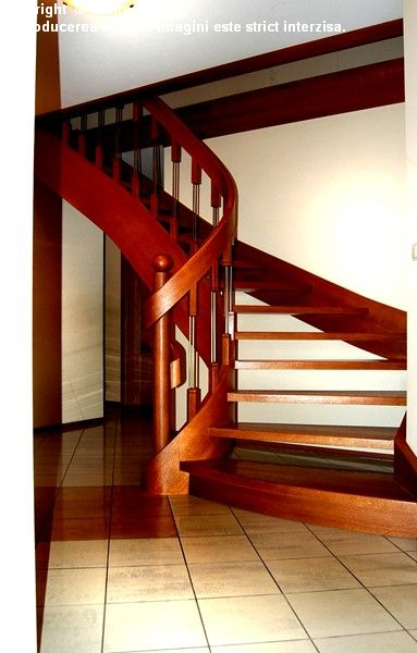 Scara din lemn - SD 16 STAIRS DESIGN - Poza 2