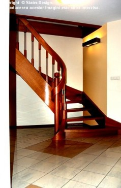 Scara din lemn - SD 16 STAIRS DESIGN - Poza 3