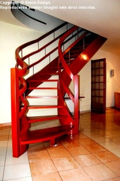 Scara din lemn - SD 17 STAIRS DESIGN - Poza 2