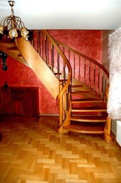 Exemple de utilizare Scara din lemn - SD 18 STAIRS DESIGN - Poza 1