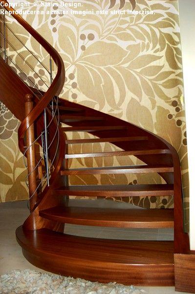 Scara din lemn - SD 20 STAIRS DESIGN - Poza 1