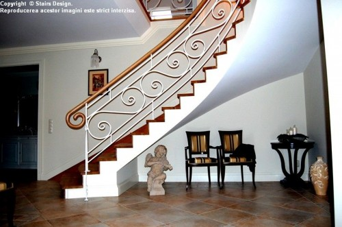 Scara din lemn - SD 21 STAIRS DESIGN - Poza 1