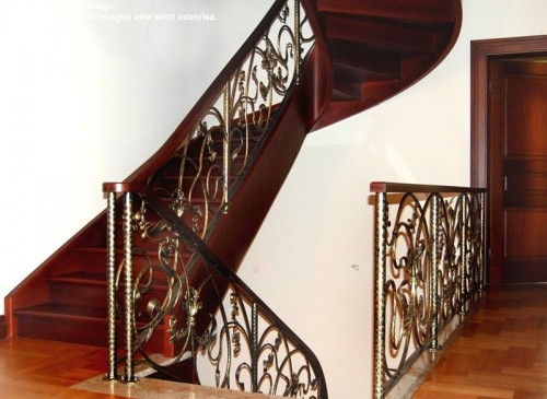 Scara din lemn - SD 22 STAIRS DESIGN - Poza 1