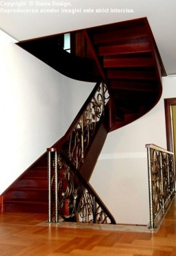 Scara din lemn - SD 22 STAIRS DESIGN - Poza 2