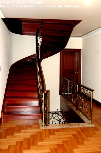 Scara din lemn - SD 22 STAIRS DESIGN - Poza 3