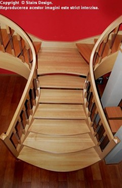 Scara din lemn - SD 26 STAIRS DESIGN - Poza 2