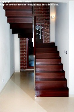 Scara din lemn - SD 28 STAIRS DESIGN - Poza 1