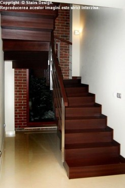 Scara din lemn - SD 28 STAIRS DESIGN - Poza 2