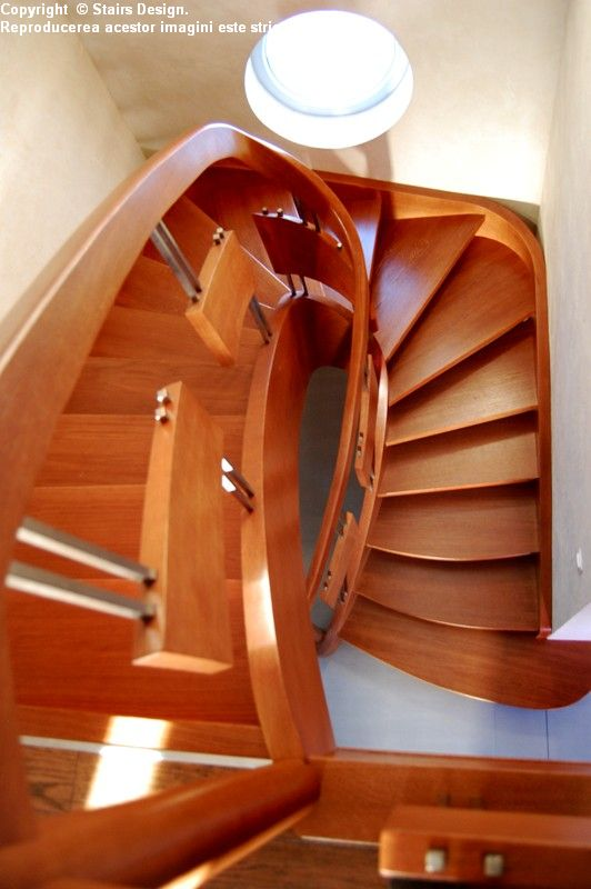 Scara din lemn - SD 29 STAIRS DESIGN - Poza 1