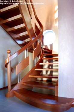 Scara din lemn - SD 29 STAIRS DESIGN - Poza 2