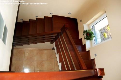 Exemple de utilizare Scara din lemn - SD 30 STAIRS DESIGN - Poza 1