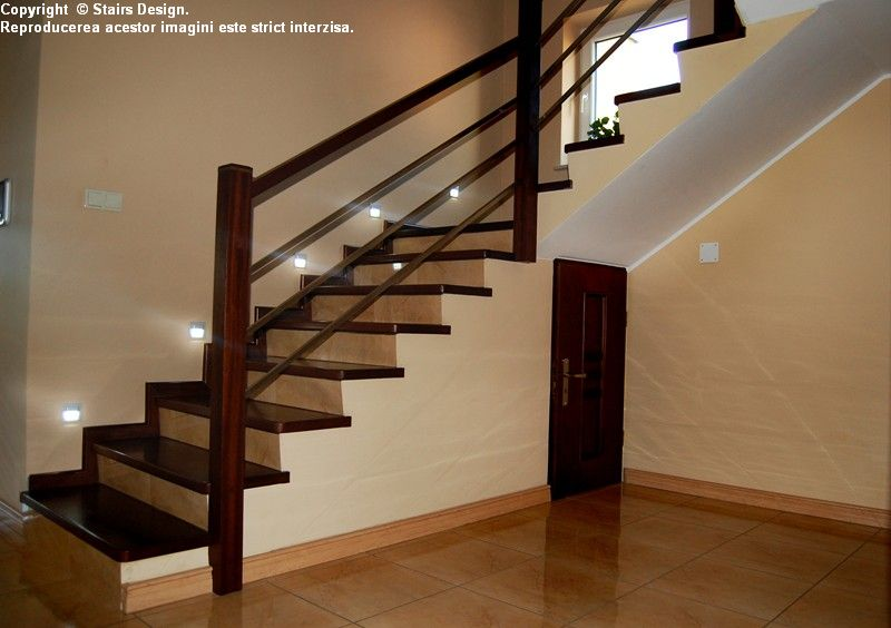 Scara din lemn - SD 30 STAIRS DESIGN - Poza 2