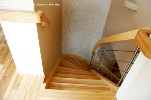 Scara din lemn - SD 31 STAIRS DESIGN - Poza 2