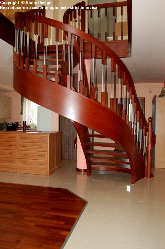 Scara din lemn - SD 32 STAIRS DESIGN - Poza 1