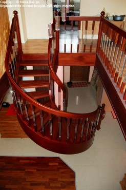 Scara din lemn - SD 32 STAIRS DESIGN - Poza 2