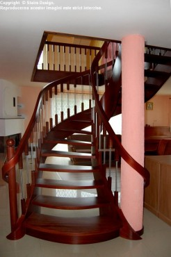 Scara din lemn - SD 32 STAIRS DESIGN - Poza 3