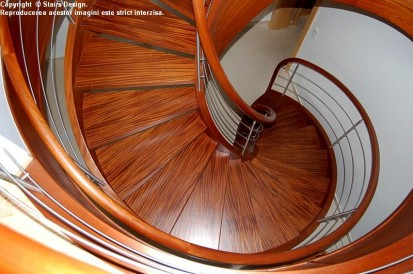 Scara din lemn - SD 33 / Scara din lemn - SD 33b