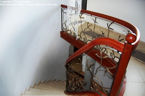 Scara din lemn - SD 34 STAIRS DESIGN - Poza 1