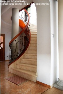 Scara din lemn - SD 34 STAIRS DESIGN - Poza 3