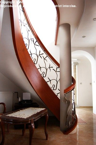 Scara din lemn - SD 34 STAIRS DESIGN - Poza 4