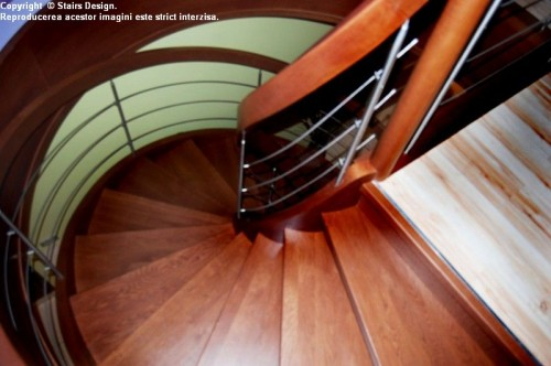 Scara din lemn - SD 36 STAIRS DESIGN - Poza 1